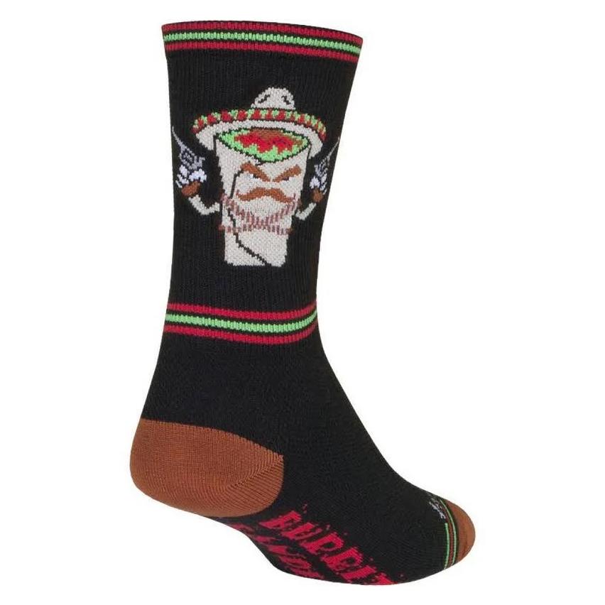 Sockguy Bandito Cycling Socks