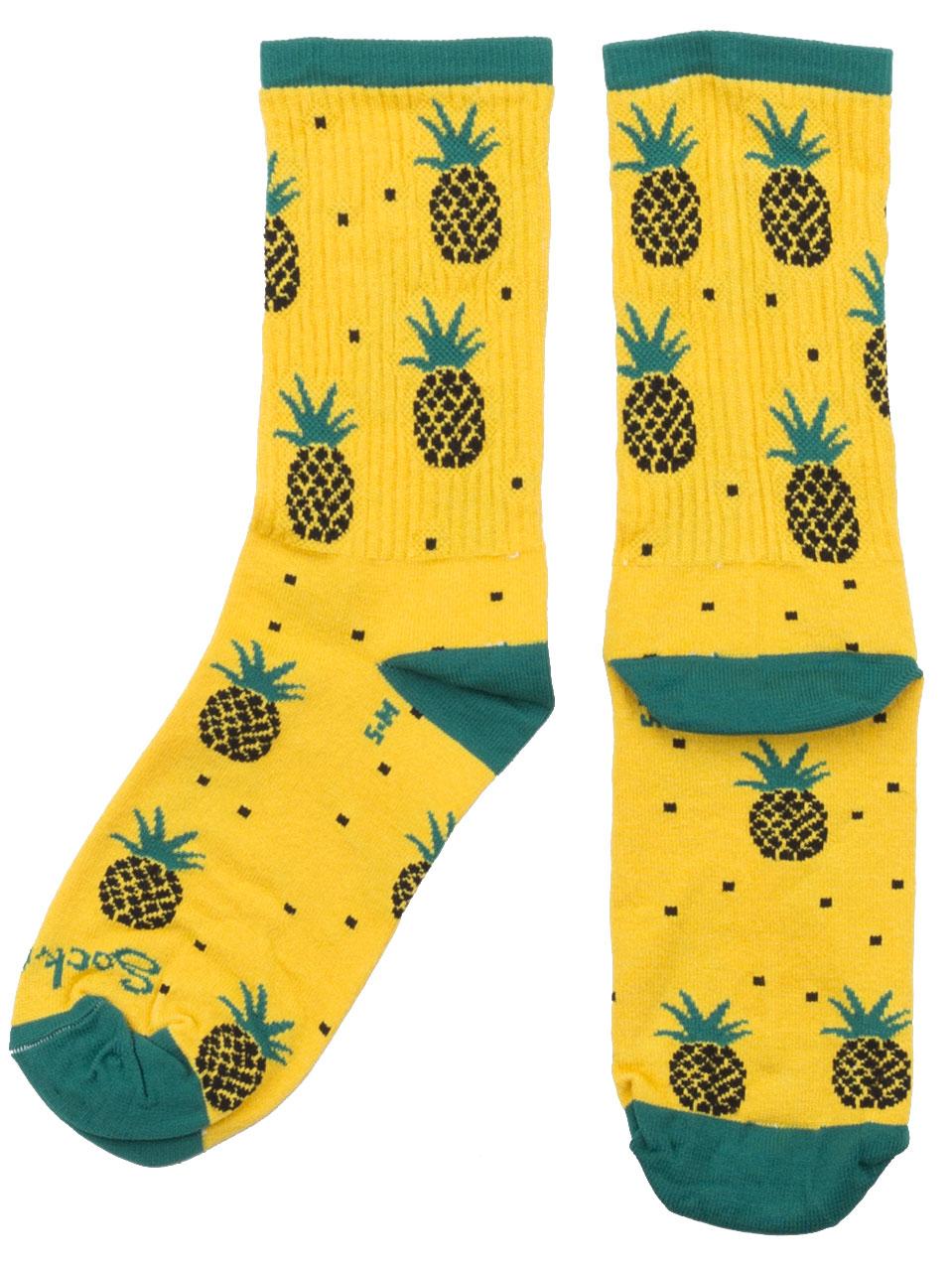 Sock Guy | Pineapple | 6