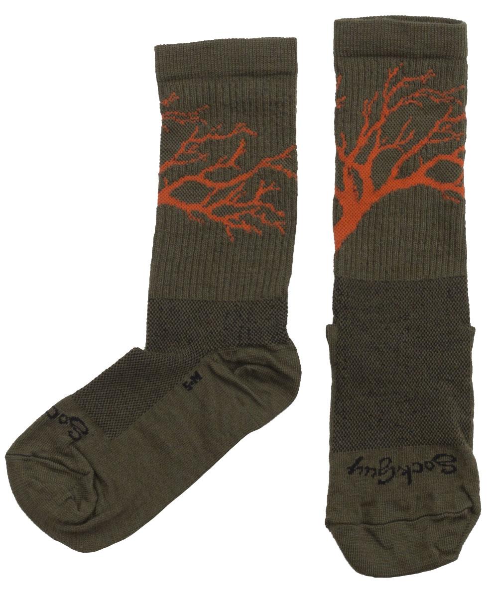 Sockguy Deadwood Cycling Socks