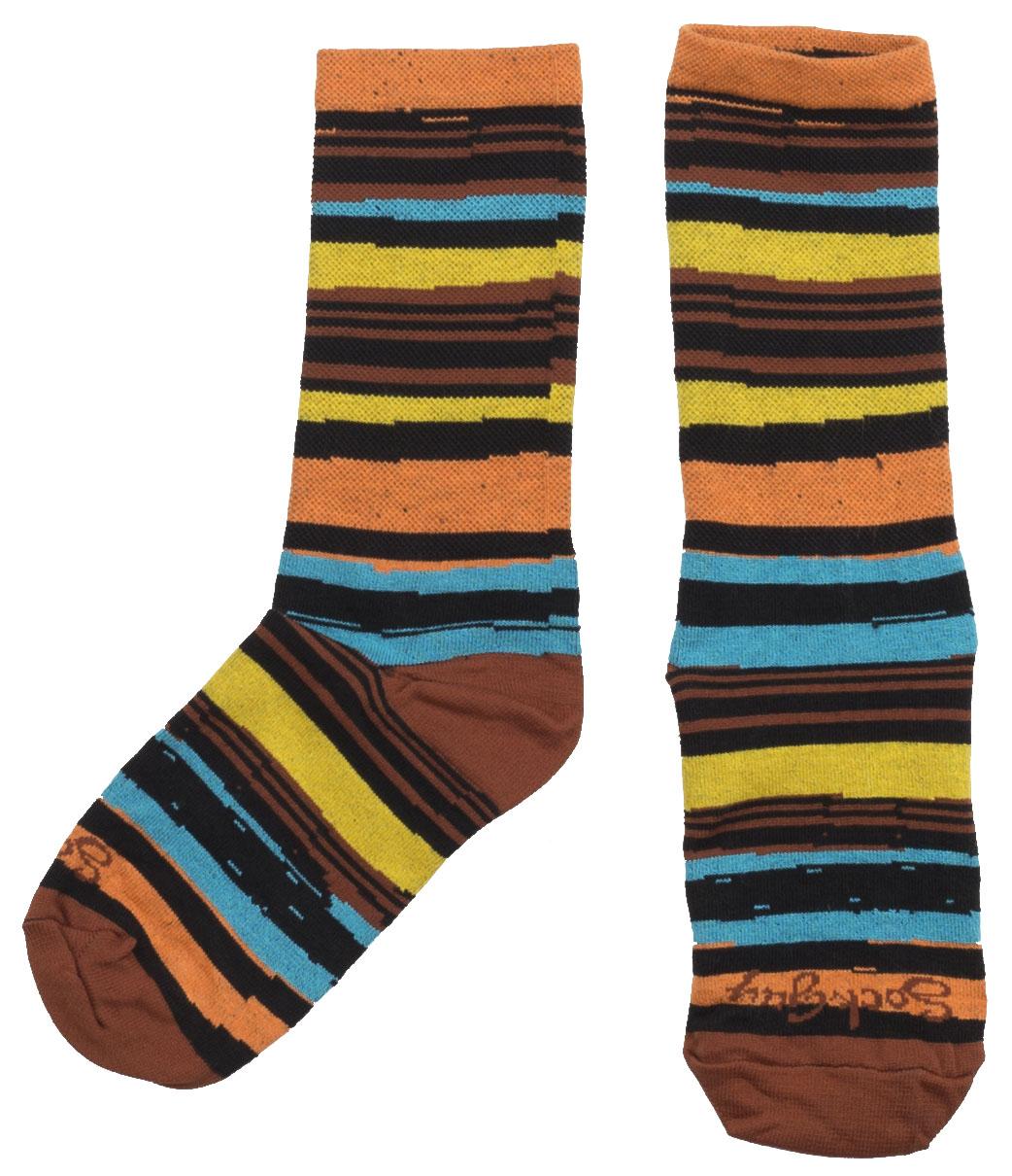 Sockguy Sedona Crew Cycling Socks