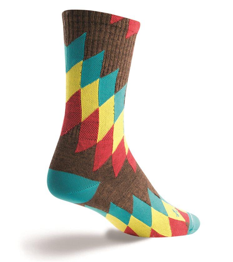 Sockguy Chief Wool Crew Socks