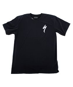 Specialized S-Logo Tee SS Men's | Size Extra Small in Black