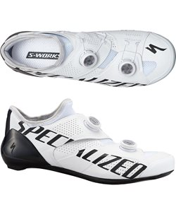 Specialized   S-Works Ares Road Shoe Men's   Size 40.5 in Team White