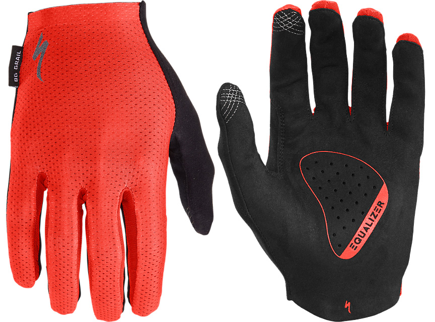 Rogue Red Pearl iZUMi Pro Gel Vent Full Finger Glove XX-Large
