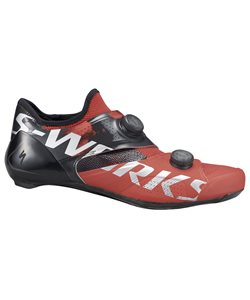 Specialized | S-Works Ares Road Shoe Men's | Size 47 in Red