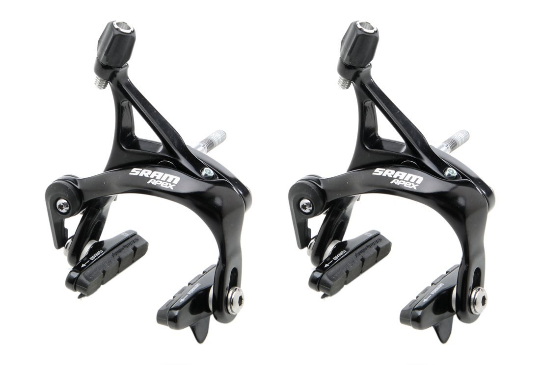 SRAM Apex Road Brake Caliper Set Black