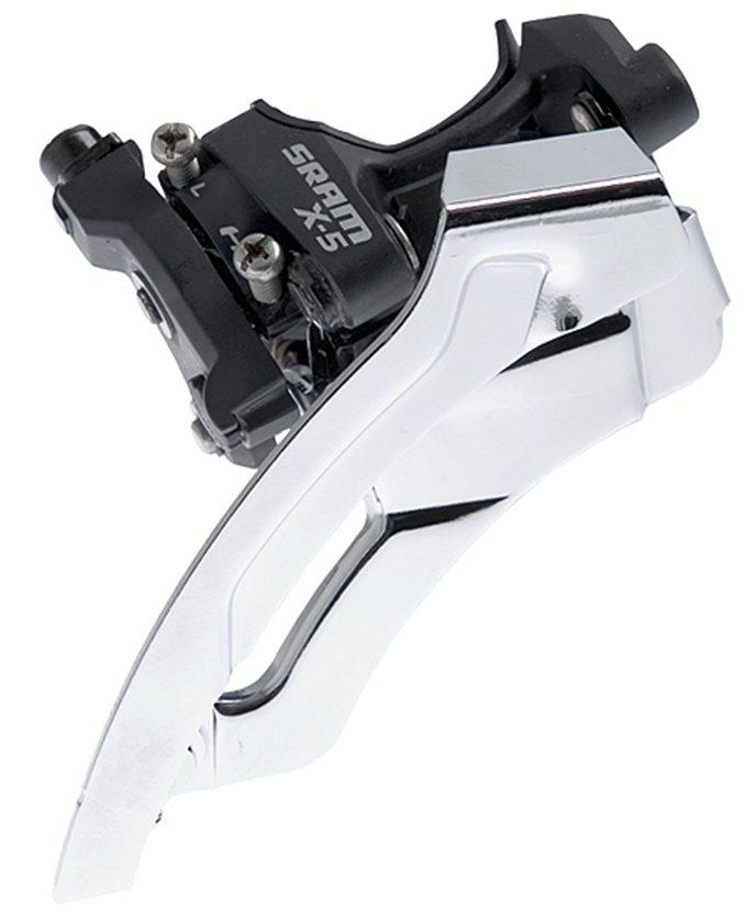 SRAM X5 3X9 Speed Front Derailleur