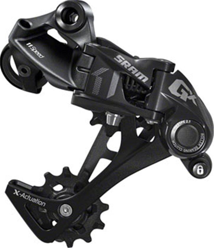 SRAM GX 1X11 Speed Rear Derailleur Black, Long Cage, 1X11, X-Actuation
