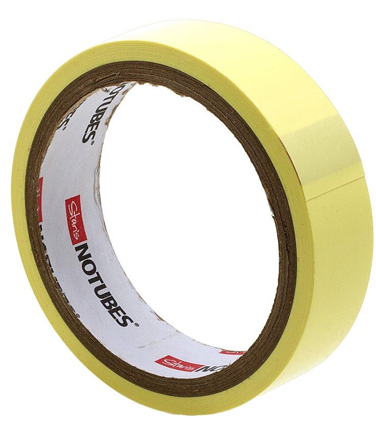 Stan's No Tubes | Tubeless Rim Tape | Yellow | Stan's, 10 Yards X 27mm