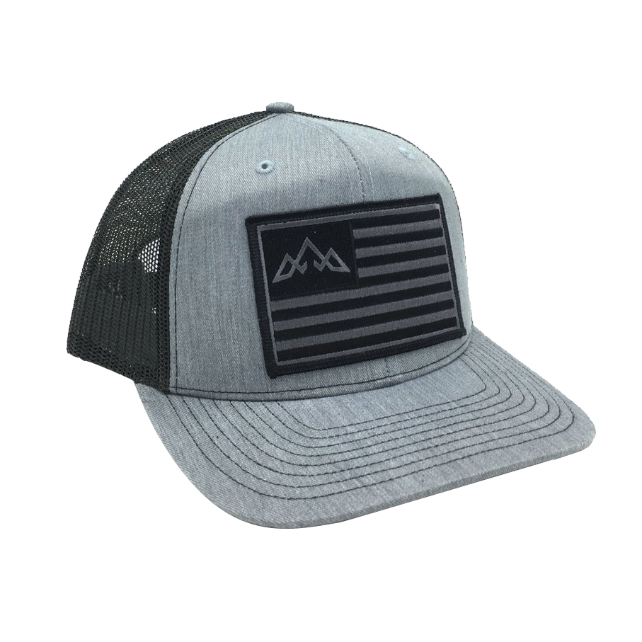 Tasco Black Flag Trucker Hat