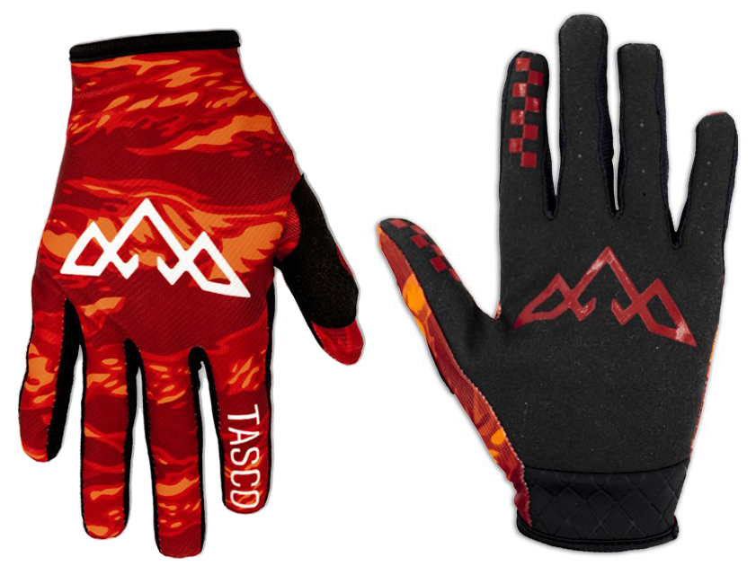 Tasco Inferno Double Digits MTB Gloves 2019