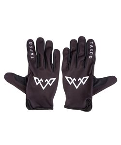Tasco | Ridgeline MTB Gloves Men's | Size Extra Small in Black
