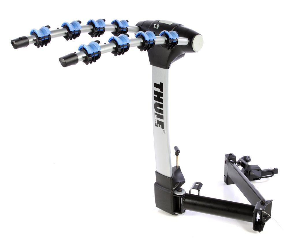 thule 9027 apex swing away 4 bike rack jenson usa. Black Bedroom Furniture Sets. Home Design Ideas