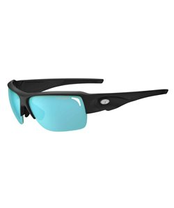 Tifosi | Elder SL Polarized Sunglasses in Matte Black/Enliven Off-Shore Polarized Lens