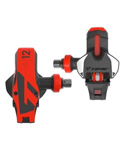 Time | Xpro 12 Road Bike Pedals Black/Red
