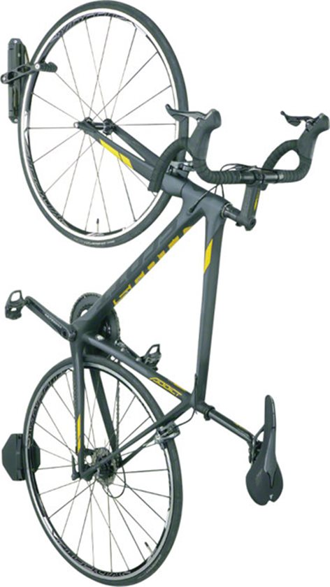 Topeak Turn-Up Bike Holder Storage Rack Topeak Turn-up Bike Holder