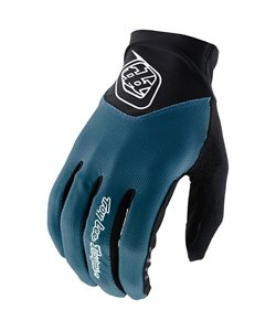 Troy Lee Designs | Ace 2.0 Glove Men's | Size Small in Light Marine
