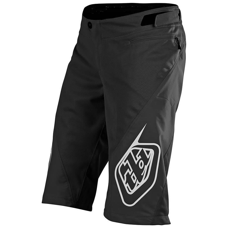 Troy Lee Designs Skyline Solid Womens Off-Road BMX Cycling Shorts Black//Medium