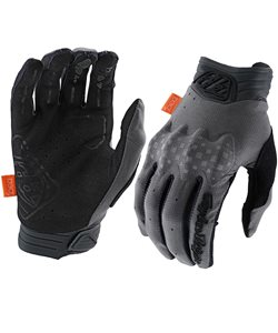 Troy Lee Designs Gambit Gloves Men's Size Medium in Charcoal