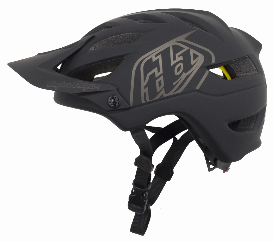 Troy Lee Designs All Mountain Mountain Bike A1 Classic with MIPS X-Large//XX-Large, Gray