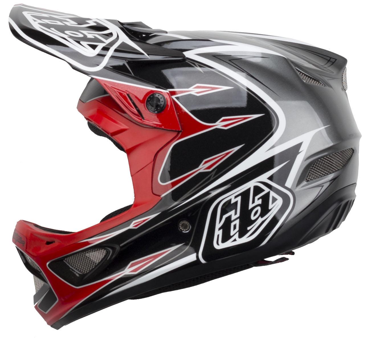 Troy Lee Designs Helmet >> Troy Lee Designs D3 Composite Helmet