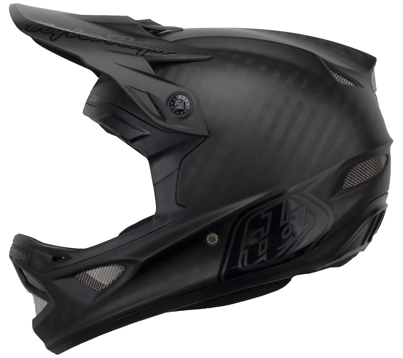 Troy Lee Designs Helmet >> Troy Lee Designs D3 Carbon Mips Helmet