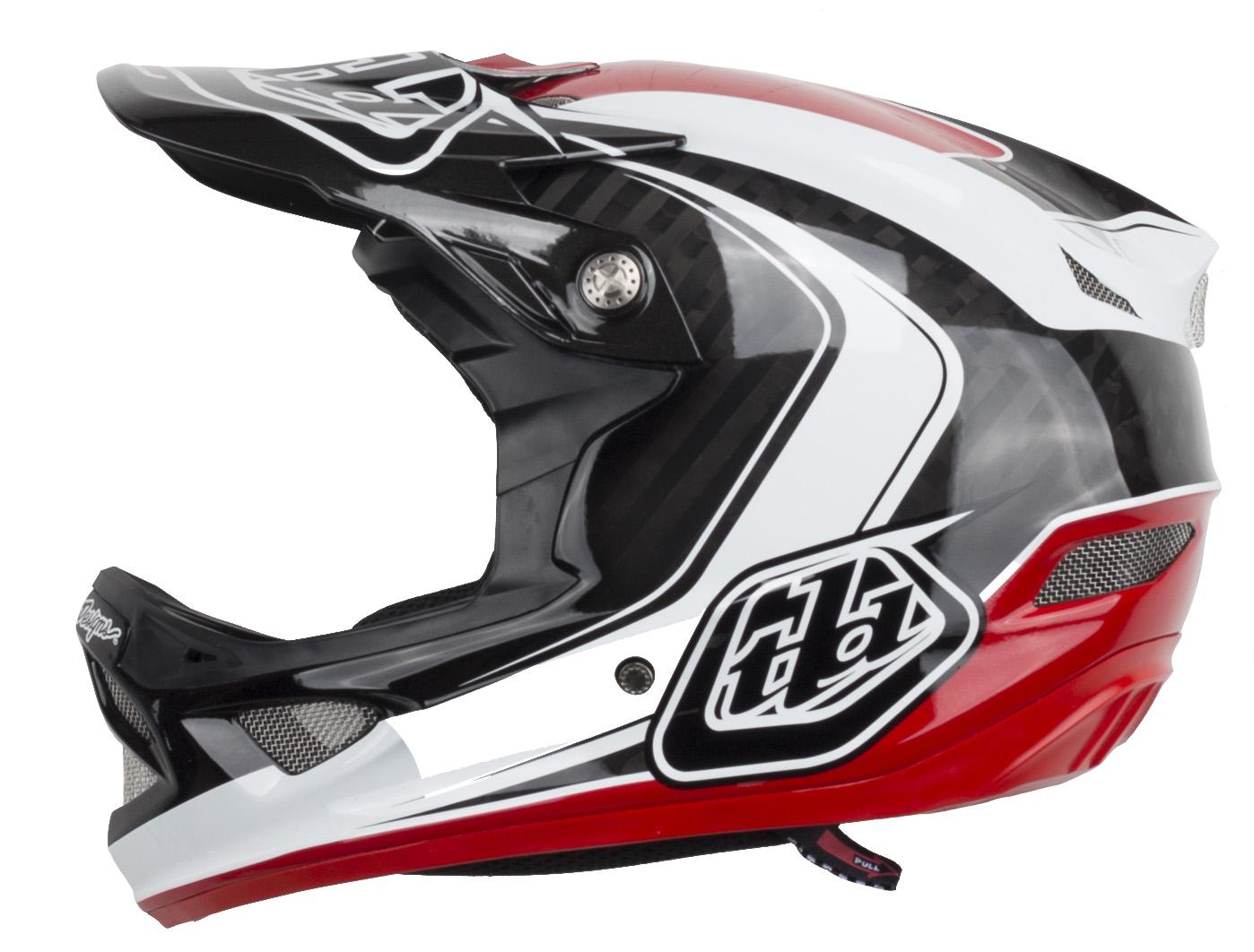 Troy Lee Designs D3 Carbon Mips Helmet  4066e99bcfd9