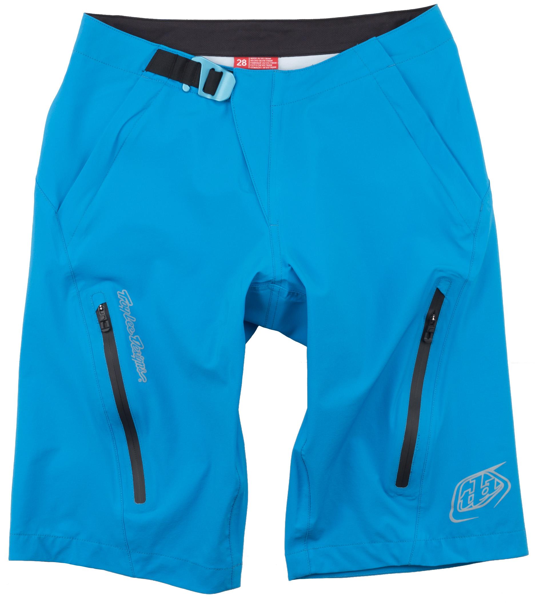 Troy Lee Designs Resist MTB Shorts Men's Size 38 in Ocean