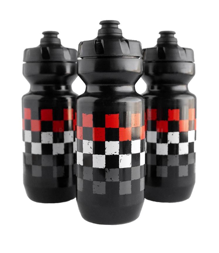 Twin Six | Cat 6 Bottle Black