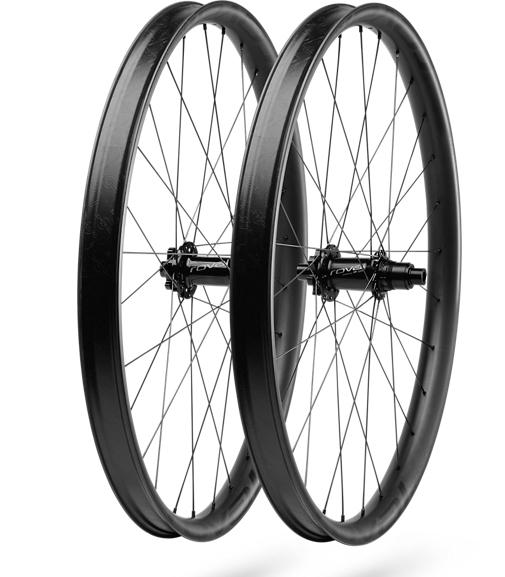 Roval | Traverse 38 SL | Carbon | 275 Wheelset Set, 15X110mm, 12X148mm
