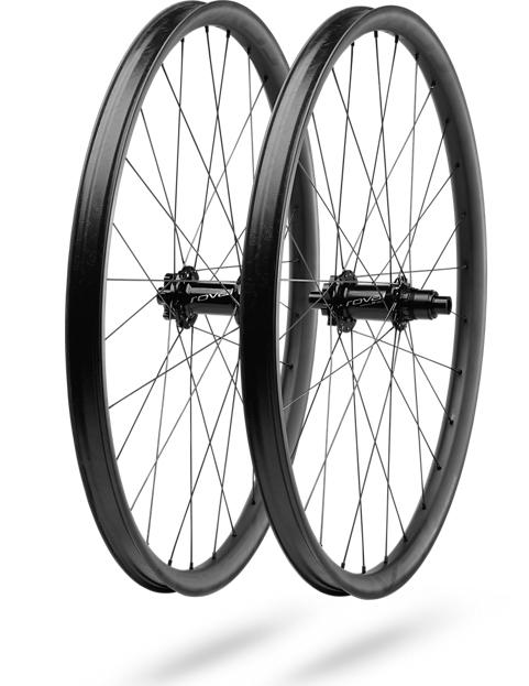 Roval | Traverse SL | Carbon | 29 Wheelset Set, 15X110mm, 12X148mm