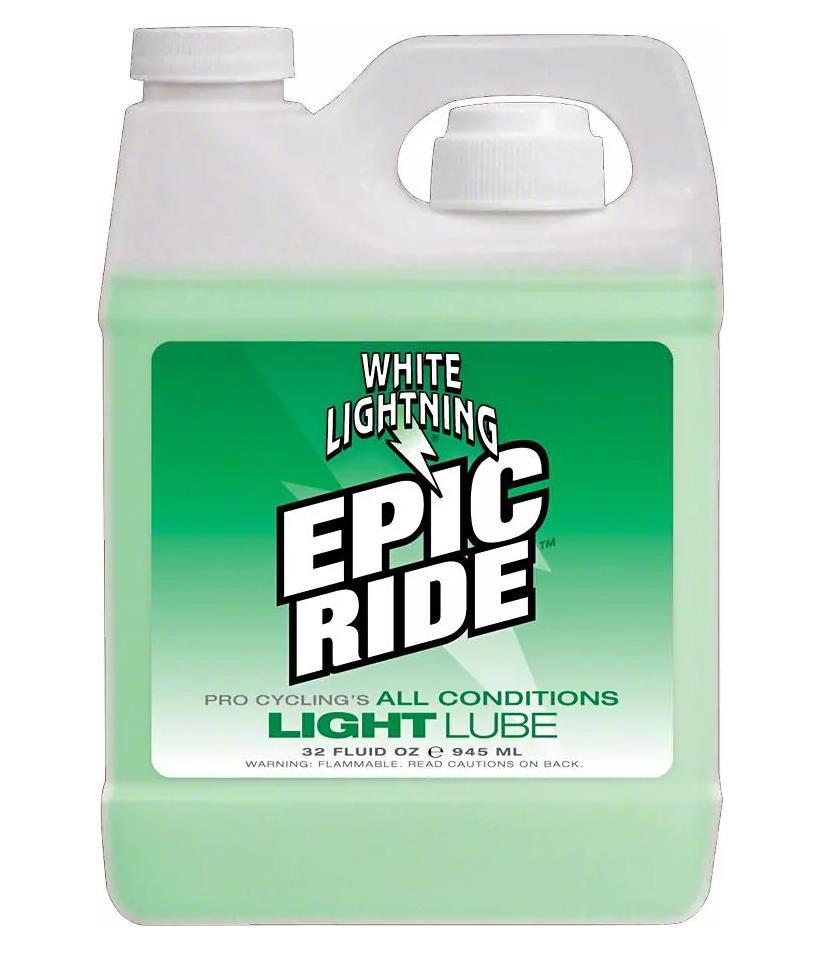 White Lightning Epic Chain Lube