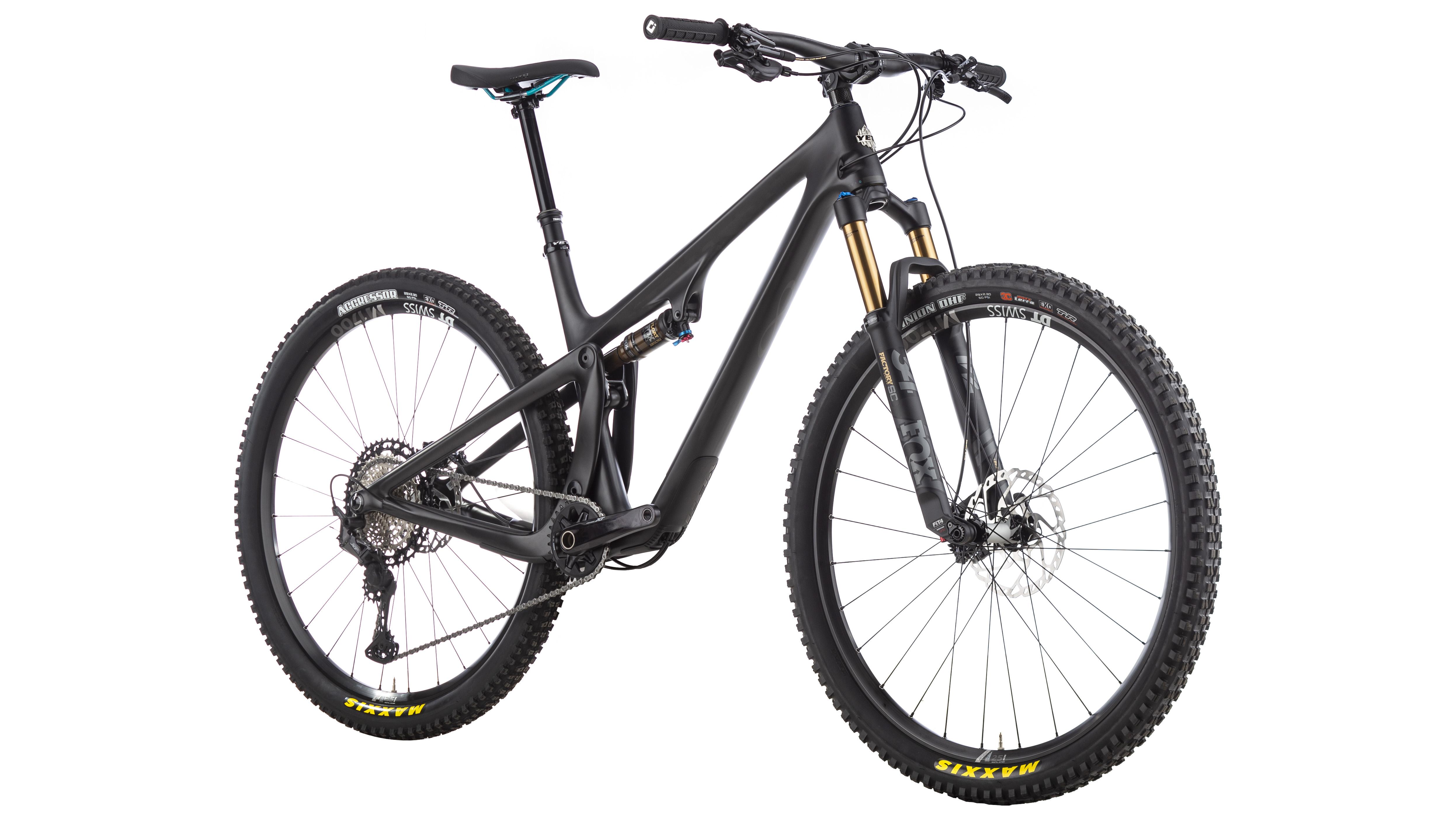 Yeti SB100 mountain bike review
