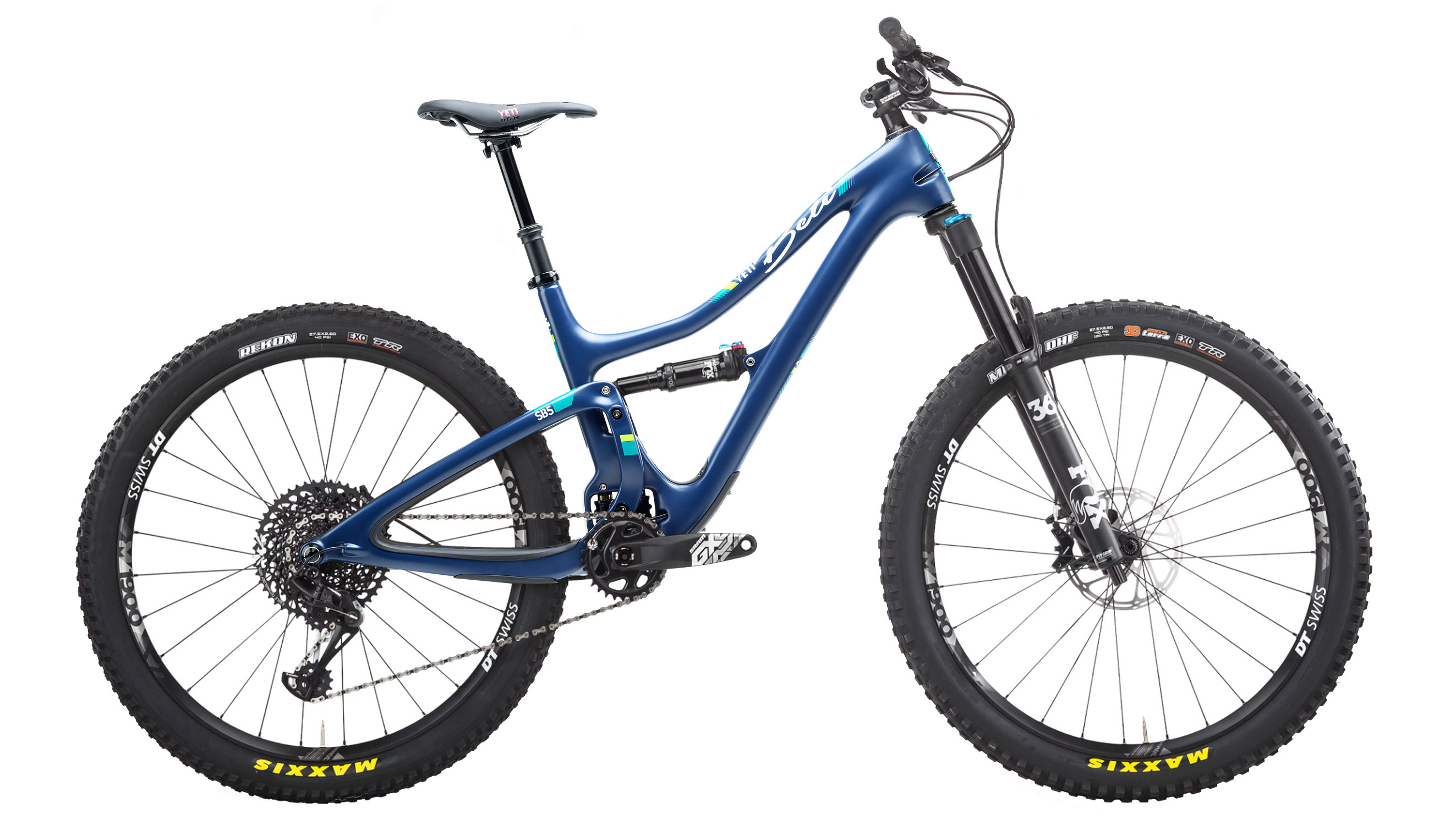 Yeti Beti SB5 Carbon GX Eagle for Women