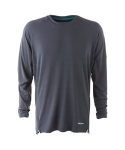 Yeti Cycles | Turq Air Long Sleeve Jersey 2020 Men's | Size Extra Large in Navy