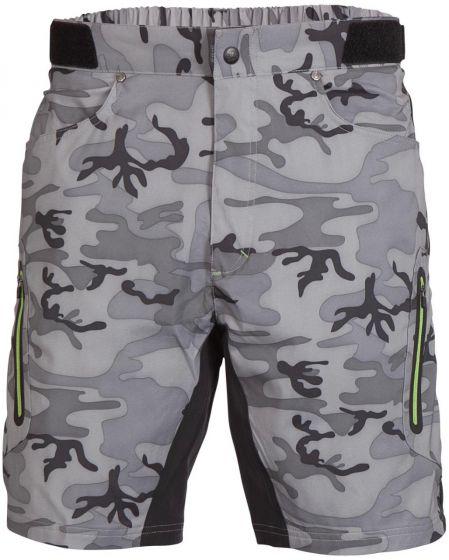 Zoic | Ether 9 Camo Shorts 2019 Men's | Size XXX Large in Grey Camo